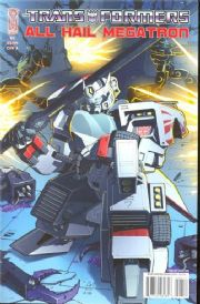 Transformers All Hail Megatron #6 Cover A (2008) IDW Publishing comic book